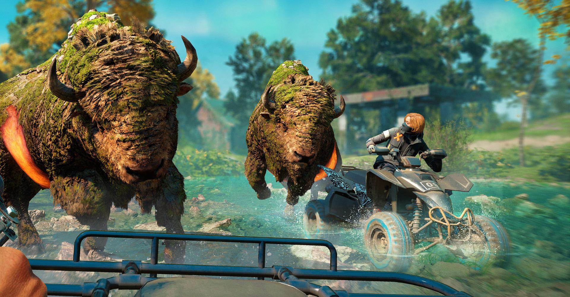 Far Cry New Dawn Mit Diesen Tipps Meisterst Du Den Ego Shooter