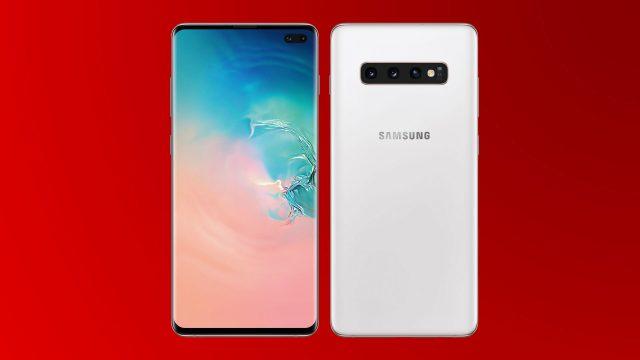 Das Samsung Galaxy S10 im Hands-On