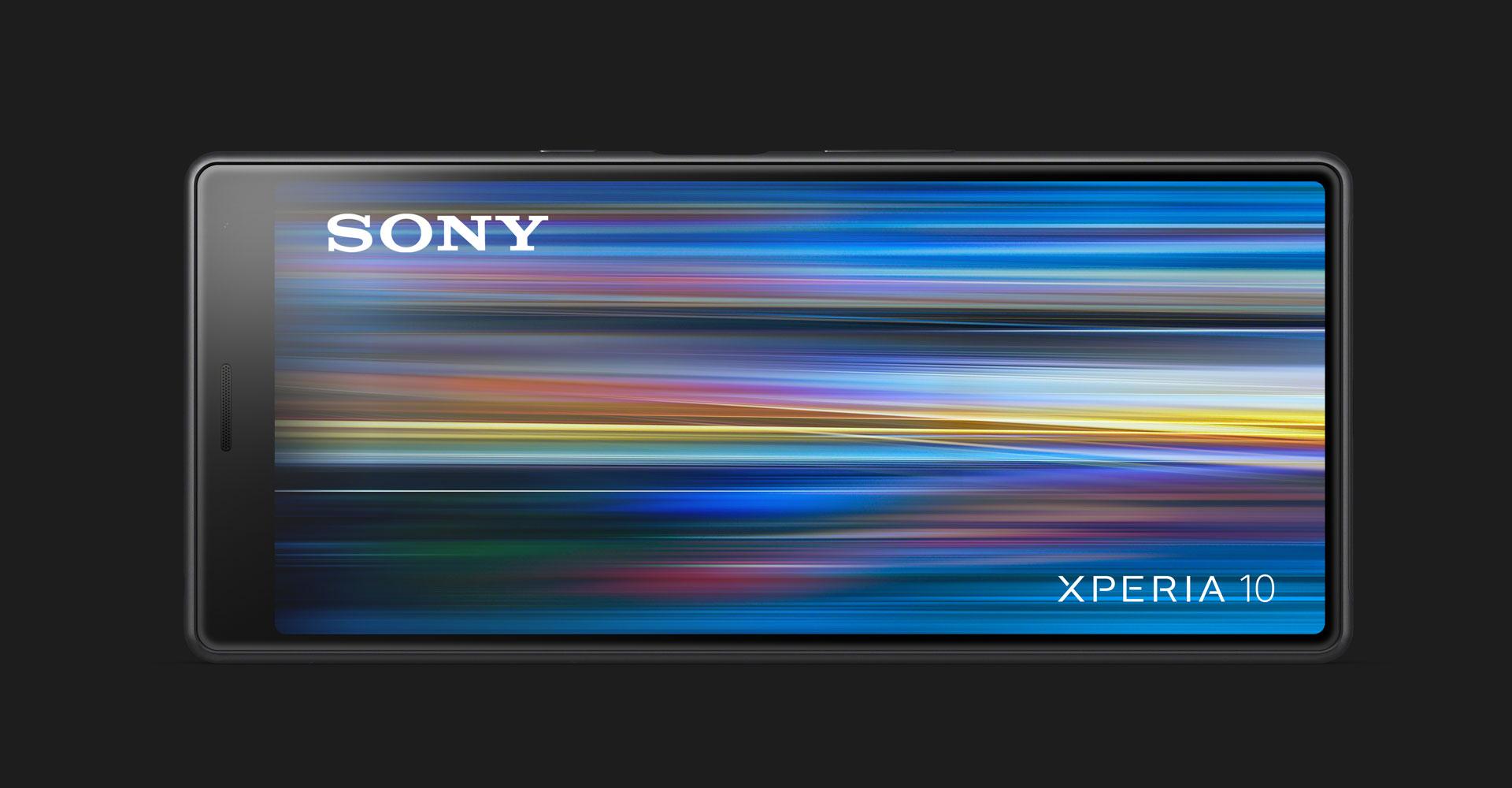 Jetzt bei Vodafone: Das Sony Xperia 10