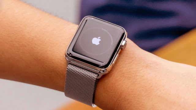 Apple watch manuell koppeln