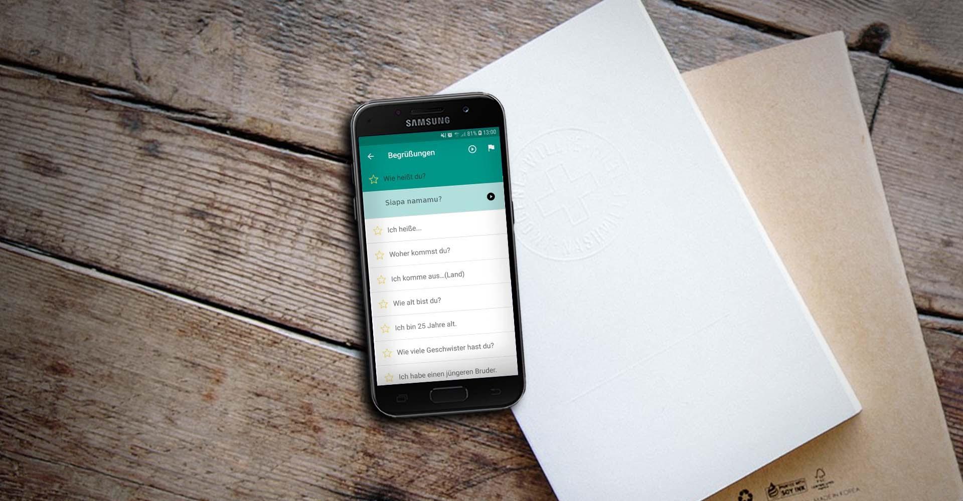Indonesisch-App