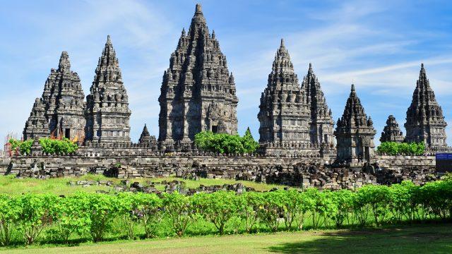 Prambanan-Ruinen