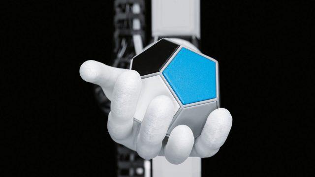 Bionic Soft Hand: Festo zeigt selbstlernende Roboterhand