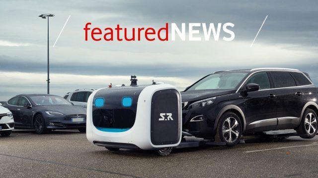 featured News #37 – Huawei P30 (Pro) / Koala-Drohne / Stanley Robotics