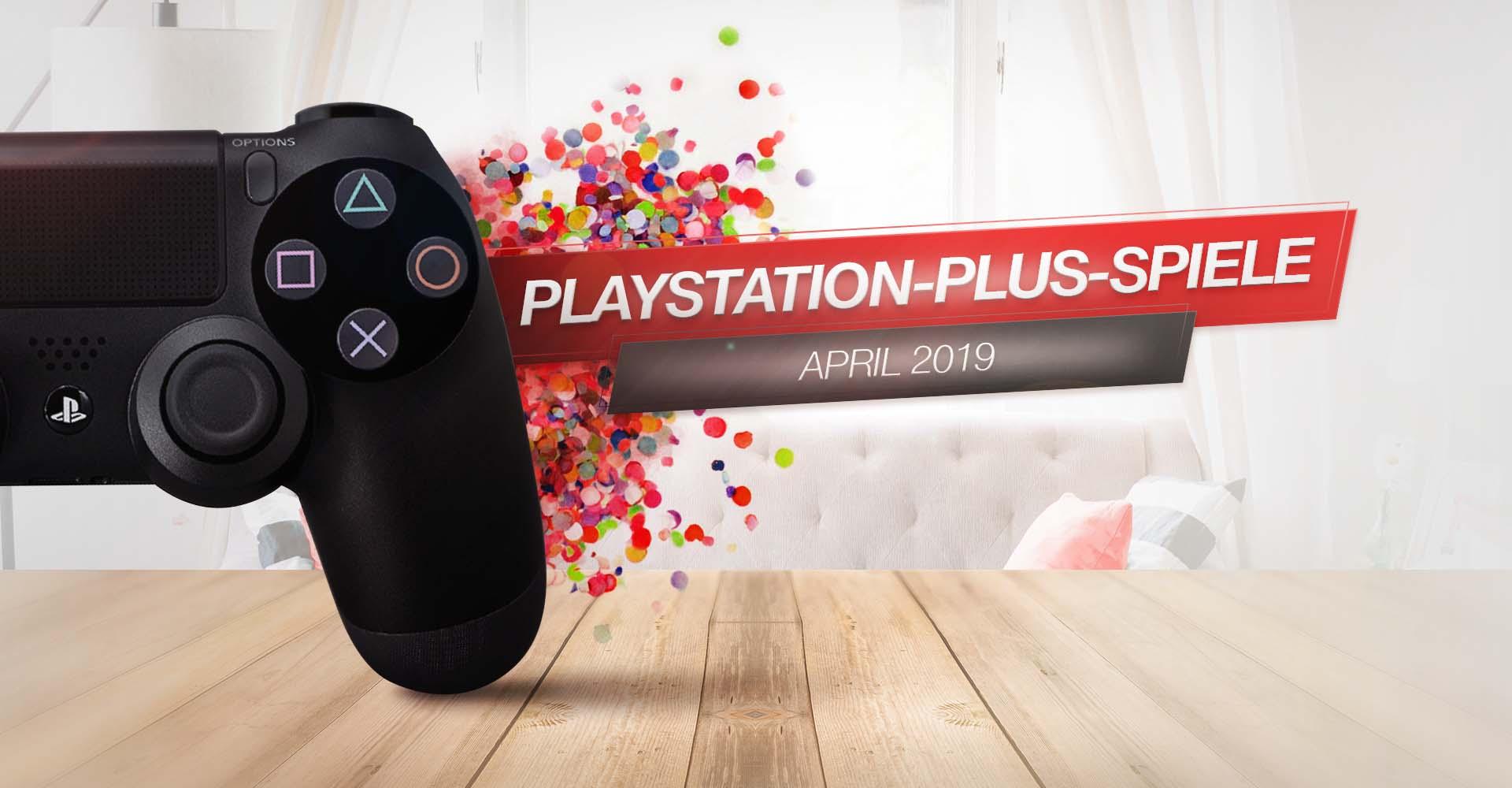 Playstation Plus Spiele April