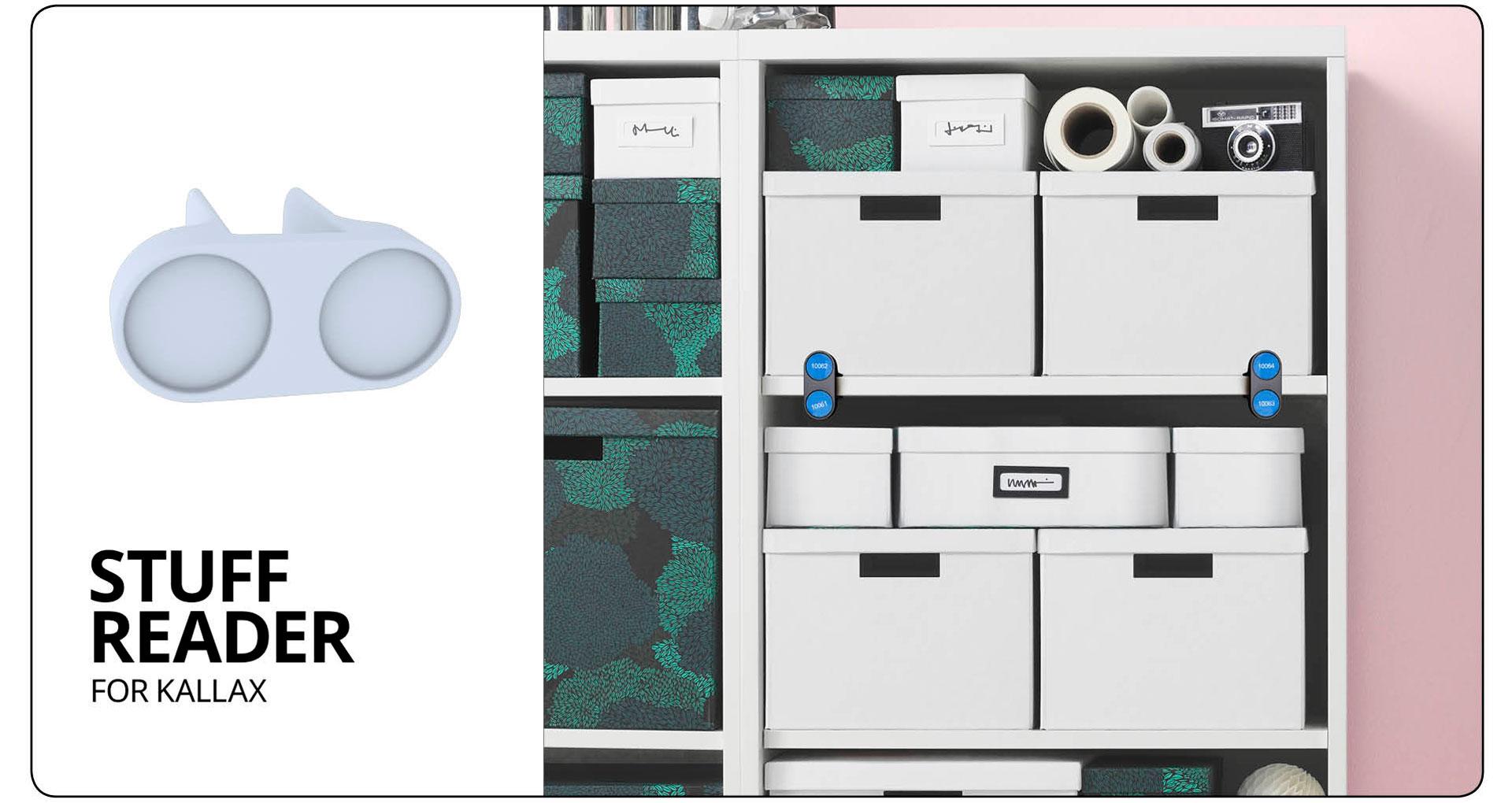 Ikea Thisables Stuff Reader barrierefreie Moebel-Erweiterung per 3D-Druck