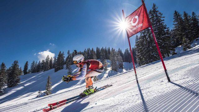 Blind Skiing: Noemi Ristau