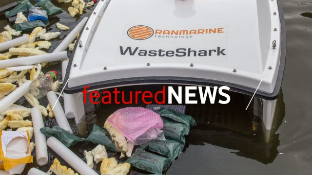 featured news 41 wasteshark sammelt plastikmuell im wasser