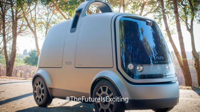 Autonome Fahrzeuge sind auf dem Vormarsch