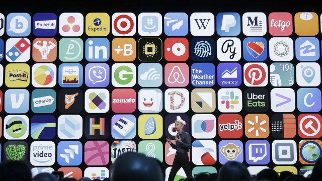 Apple stellt auf der WWDC 2019 Neuheiten für den Mac vor.