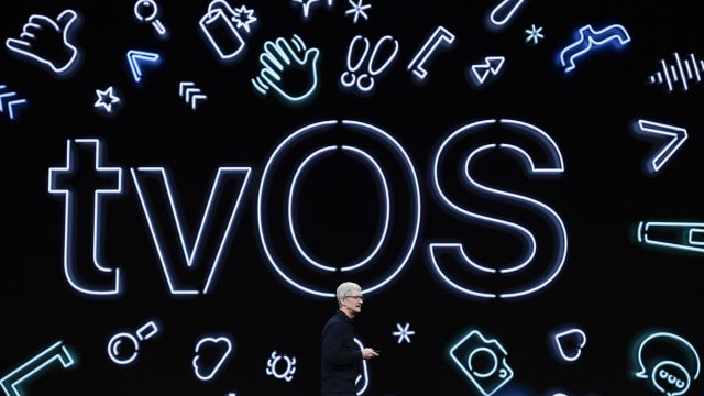 tvOS 13 bei der Apple-Keynote
