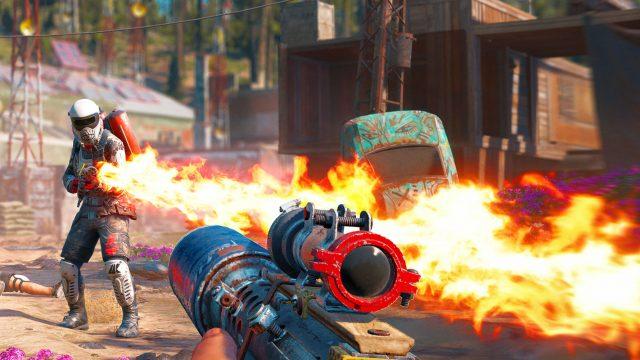Bild aus dem Ubisoft-Spiel Far Cry: New Dawn.