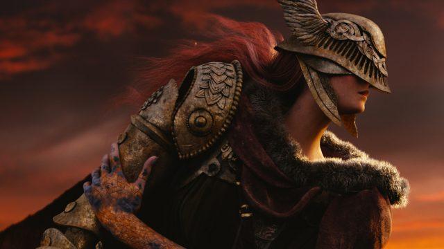Elden-Ring-Charakter aus dem Trailer