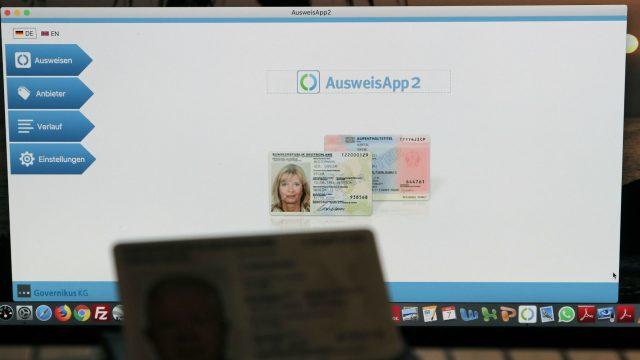 Die Online-Ausweisfunktion des Personalausweises am Mac mit der AusweisApp2 nutzen.