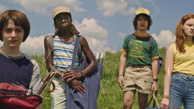 """Bild aus Staffel 3 der Netflix-Serie """"Stranger Things""""."""