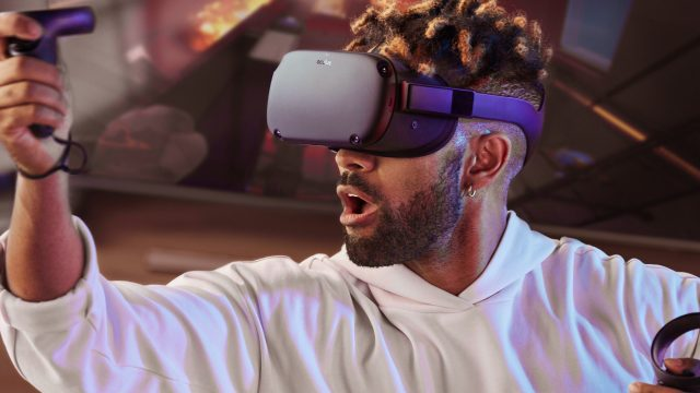 Oculus Quest Apps und Games