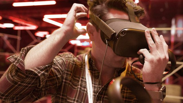 Oculus Quest Software-Update