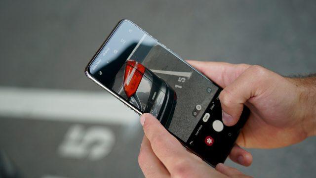 Samsung Galaxy A80: Rotierende Kamera statt Notch