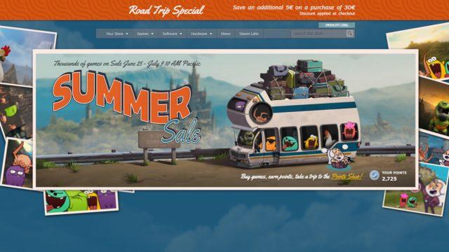 Steam Summer Sale 2020 – diese Games lohnen sich