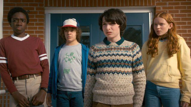 """Szenenbild aus der Netflix-Horrorserie """"Stranger Things""""."""