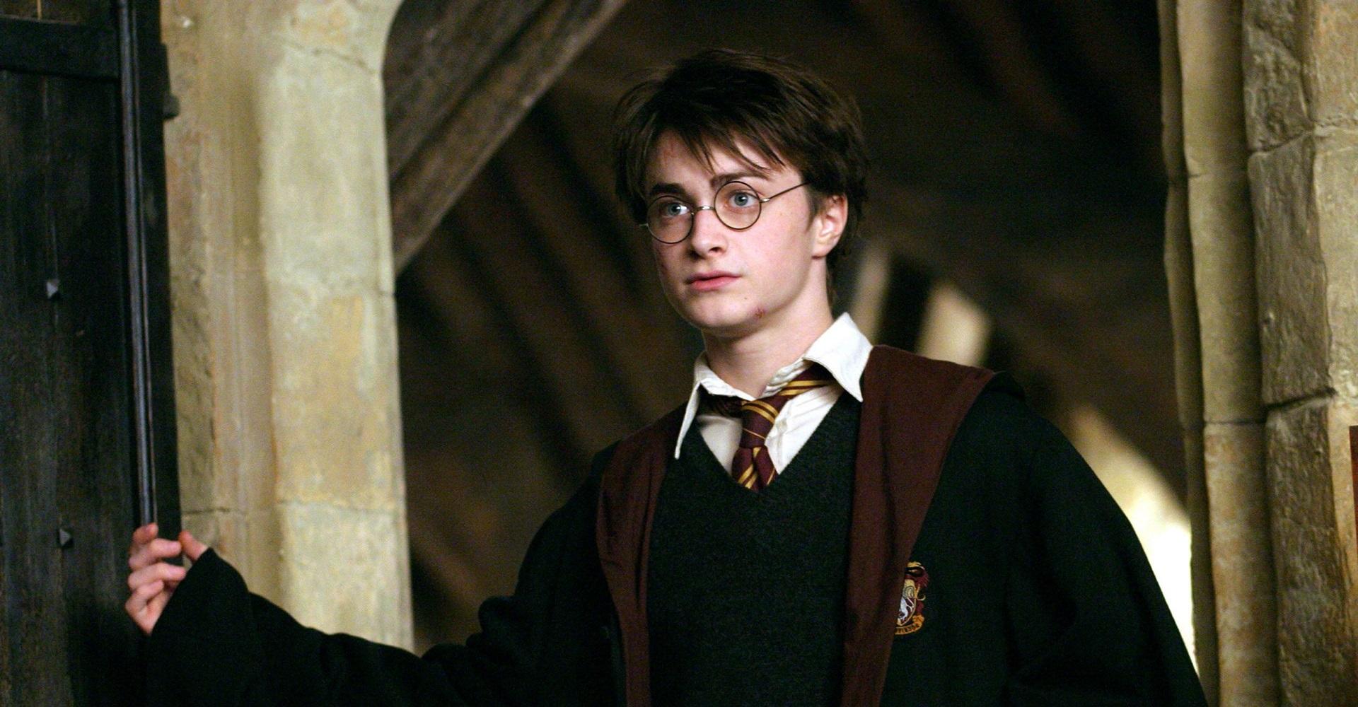 Fehler In Harry Potter