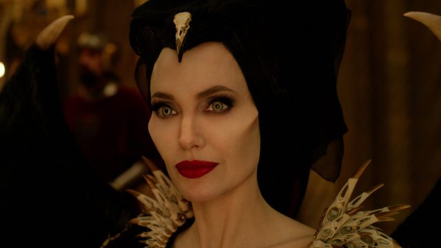 """Angelina Jolie als dunkle Fee in """"Maleficent 2""""."""