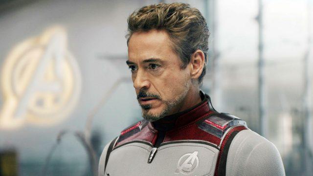 """Robert Downey Jr. als Iron Man im Marvel-Film """"Avengers: Endgame""""."""