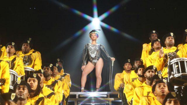 """Sängerin Beyoncé in der Netflix-Musikdoku """"Homecoming""""."""