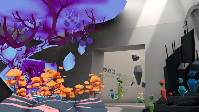 VR-Museum: Digitale Kunst im Museum of other Realities