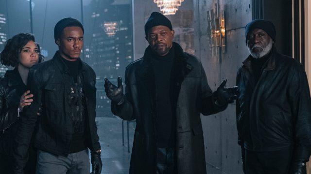Shaft Filmkritik, Samuel L. Jackson, Kyle Kaplan, Netflix