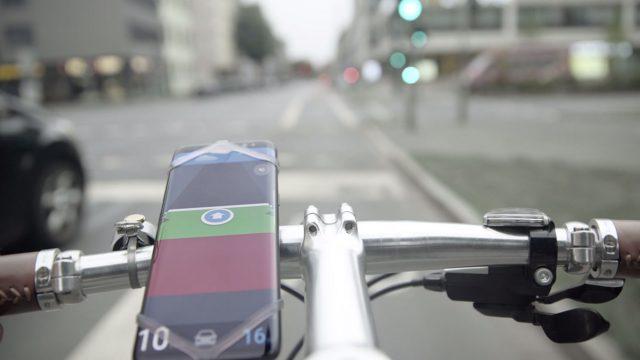 trafficpilot gevas gruene-welle-app radfahren