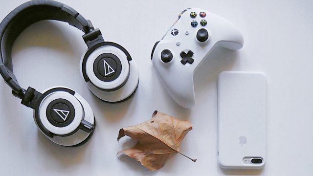 iPhone mit Xbox-Controller