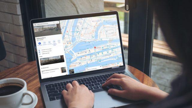 Google Street View Hafencity Hamburg