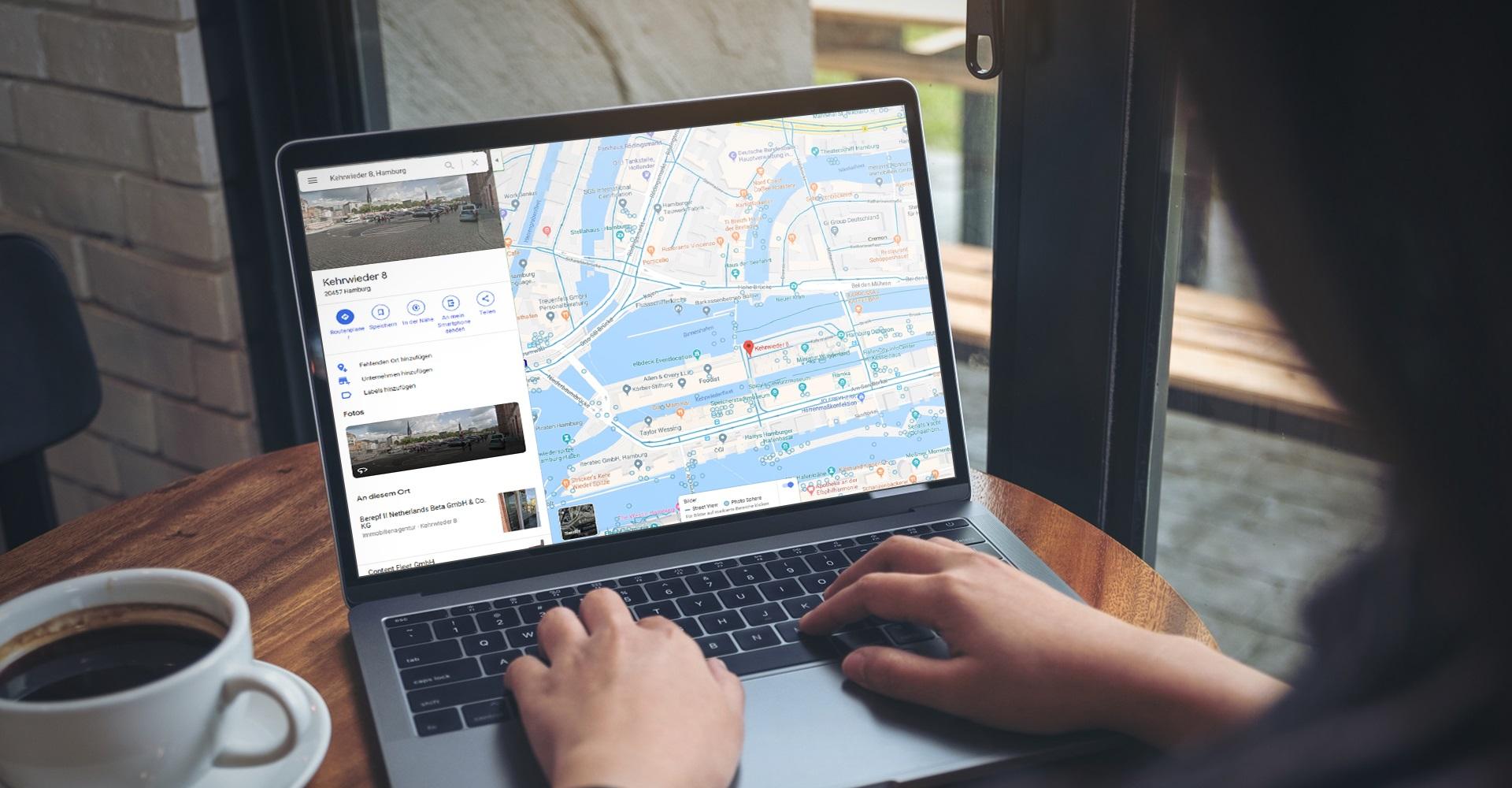 Google Maps Street View Aktivieren Und Verwenden