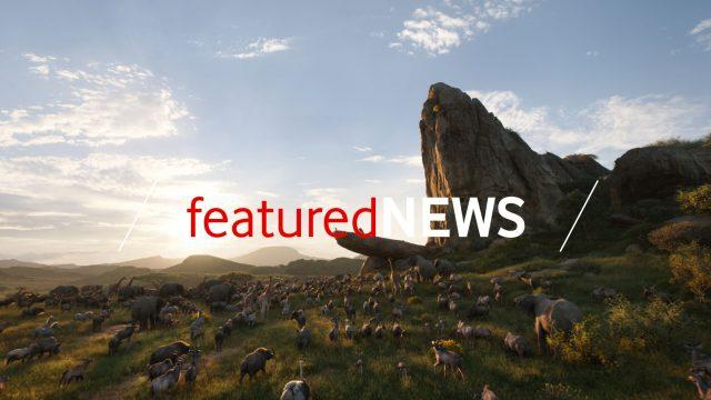 Der Koenig der Loewen Tiere kommen zum Felsen im geweihten Land featured News 7