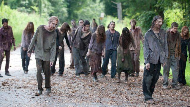 """Bild aus der """"World Beyond""""-Mutterserie """"The Walking Dead"""""""