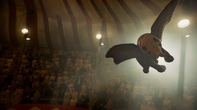 Dumbo fliegt durch die Manege GigaTV-Highlights im August