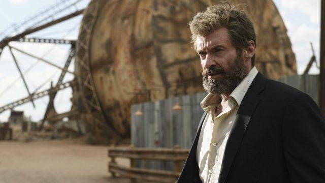 """Hugh Jackman als Wolverine im X-Men-Film """"Logan""""."""