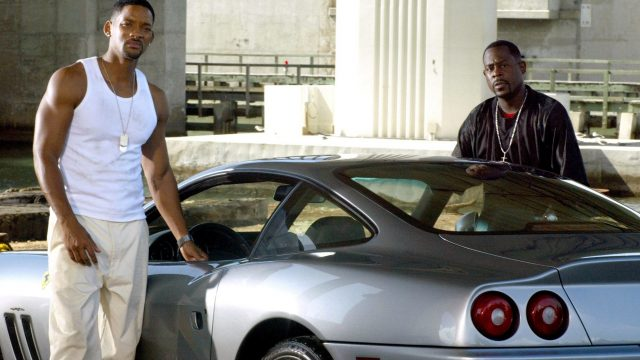 Will Smith und Martin Lawrence in Bad Boys 2