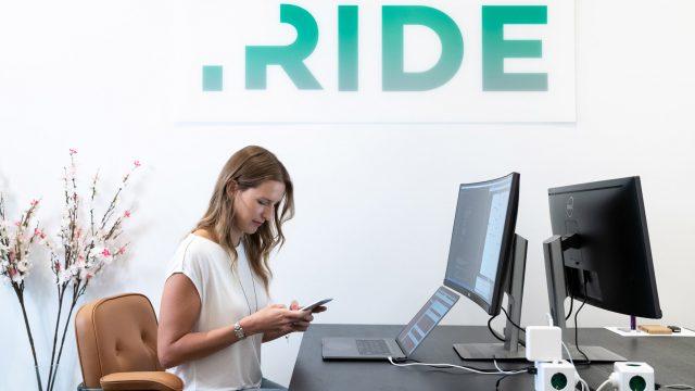 Ride-Gründerin Christine Kiefer
