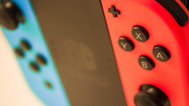 Controller für Indie-Spiele auf der Nintendo Switch.