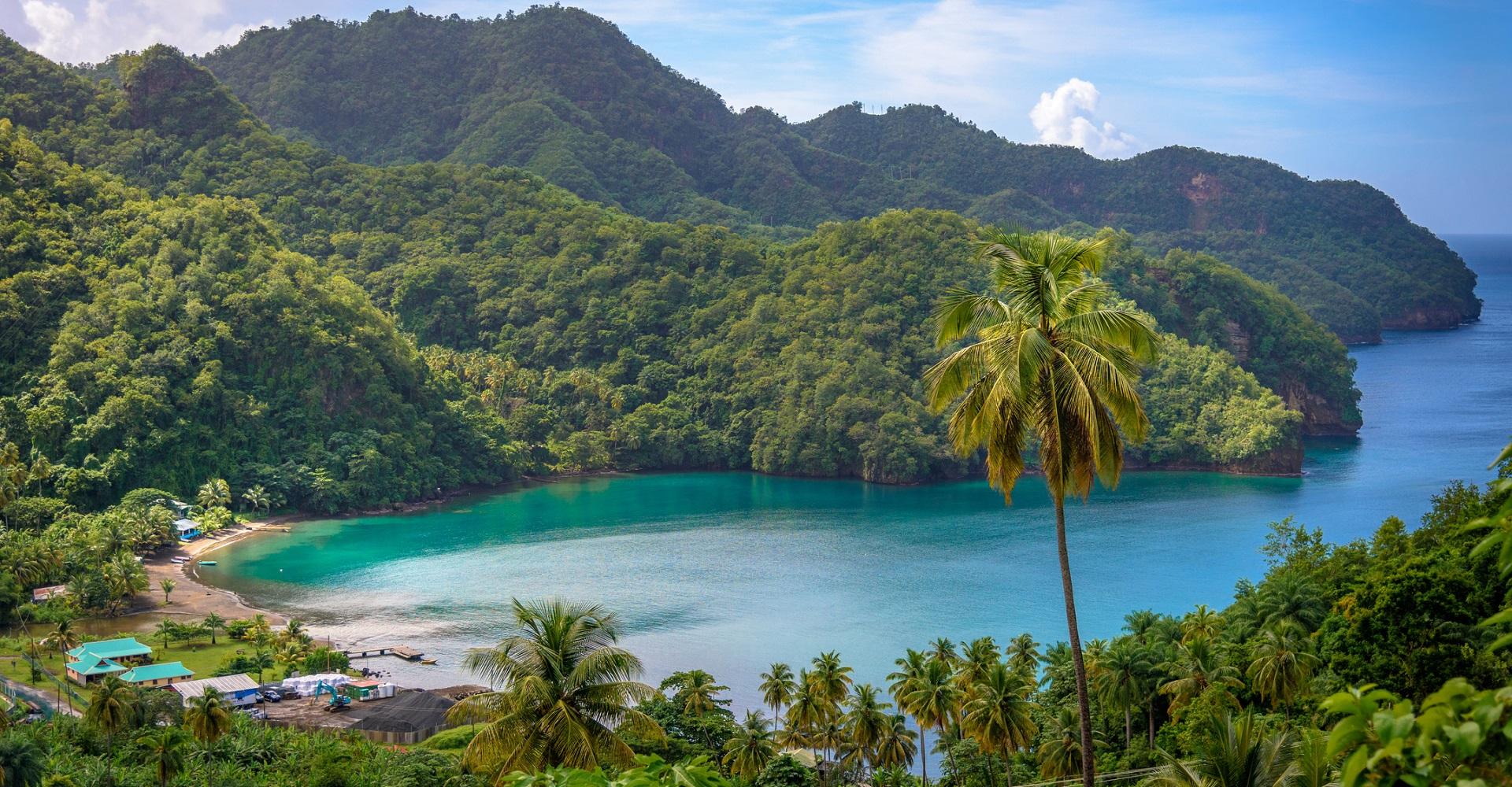 """Auf St. Vincent wurden viele Szenen im ersten """"Fluch der Karibik"""" gedreht"""