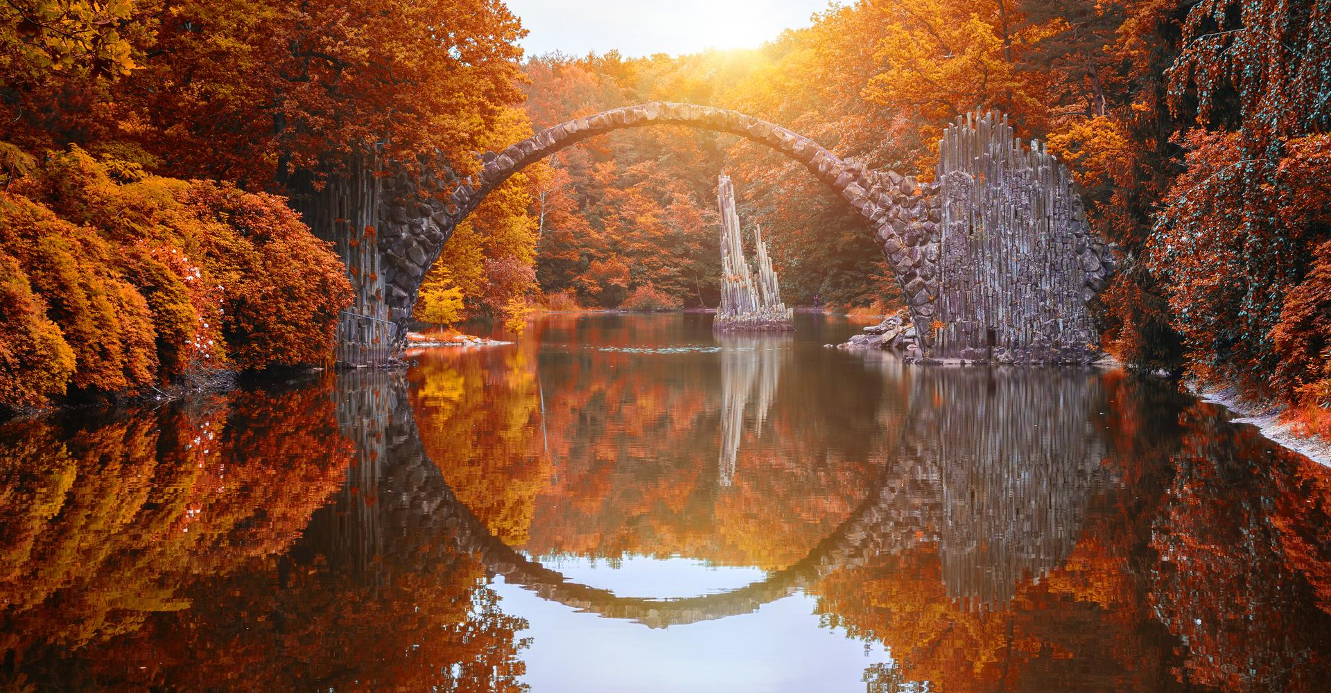 Spiegelungen im Wasser sind ein beliebtes Foto-Motiv.