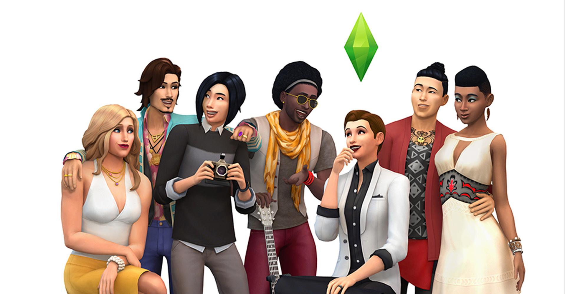 Sims 4 Erweiterung