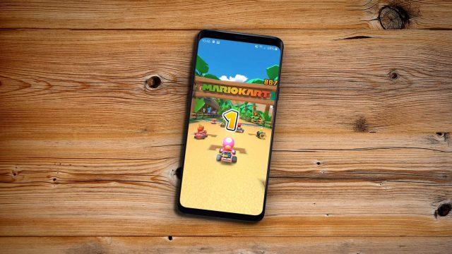 Mario Kart Tour ist für Android und iOS gestartet