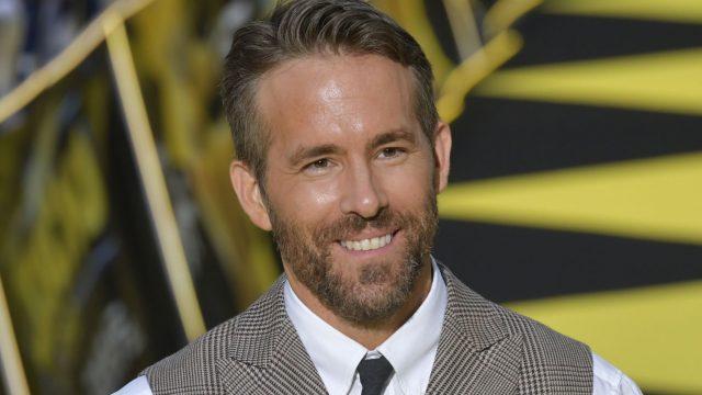 """Ryan Reynolds bei der Premiere des Films """"Detektiv Pikachu""""."""