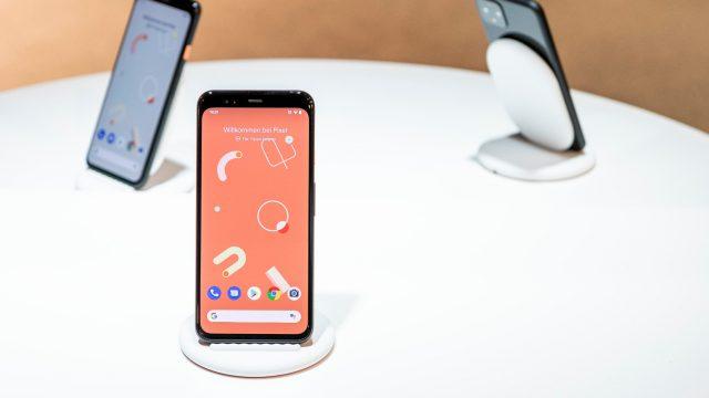Google Pixel 4: Display hat laut Test die höchste Farbgenauigkeit