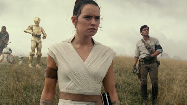 """Szenenbild aus dem Film """"Star Wars: Der Aufstieg Skywalkers""""."""