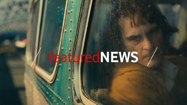 Joaquin Phoenix blickt als Joker nachdenklich aus einem Zugfenster - featuredNews 12