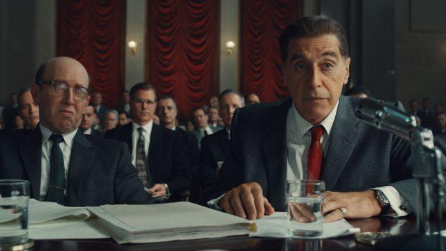 """""""The Irishman"""" kommt mit Robert De Niro und Al Pacino ab November 2019 auf Netflix."""